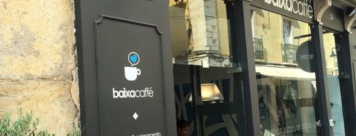 Baixa Caffé is one of Alg.