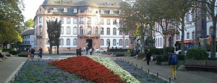 Schillerplatz is one of Karlsruhe + trips.