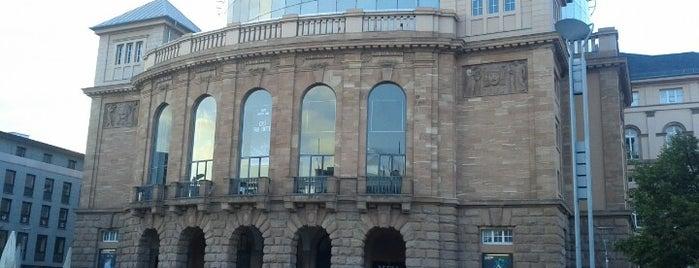 Staatstheater Mainz is one of Mainz♡Wiesbaden.