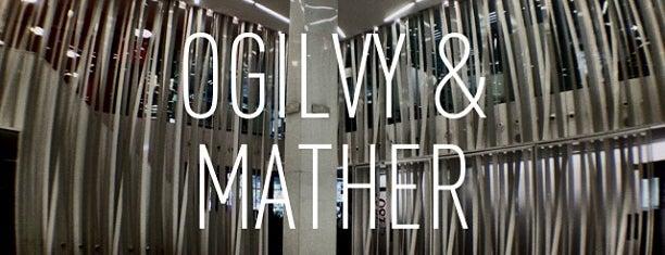 Ogilvy & Mather is one of Agencias de Publicidad & More.