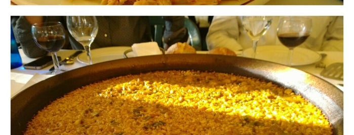 Samm is one of PAELLA (FOR LOCALS).