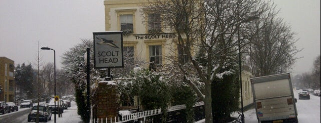 The Scolt Head is one of Best of Hackney.