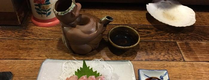 郷土料理 網元 is one of 酒場放浪記 #2.