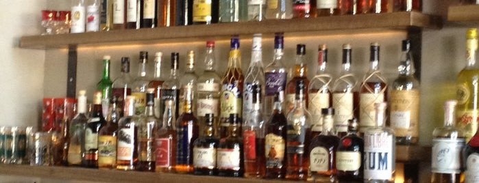 East Bay Spice Company is one of bars.