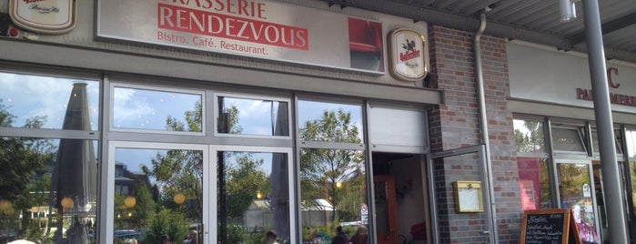 Brasserie Rendezvous is one of Hannover-List.