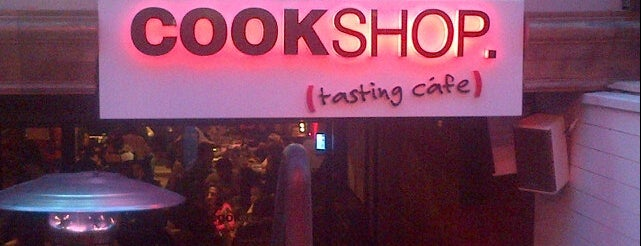 Cookshop is one of Istanbul - Europe.
