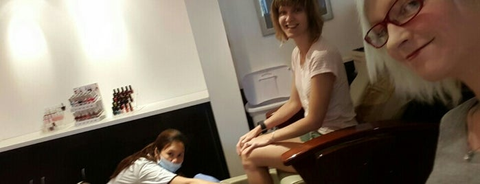 Holly's Nail Bar & Spa is one of The 15 Best Places for Pedicures in San Antonio.