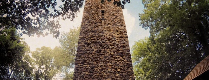 Bowman's Hill Tower is one of Local adventuring.