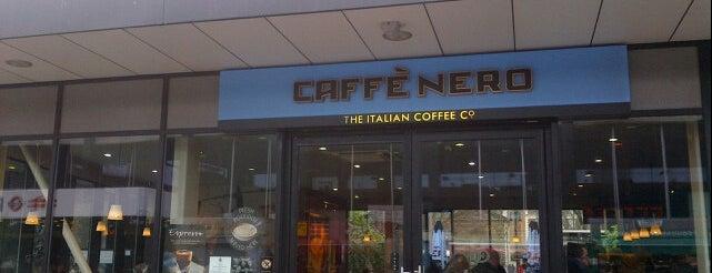 Caffè Nero is one of London 🇬🇧.