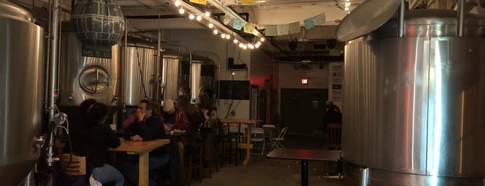Bucket Brewery is one of New England Breweries.