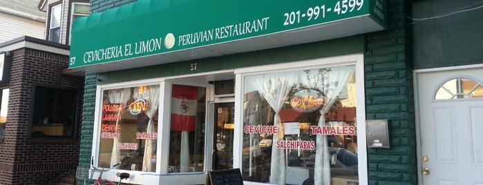 Peruvian Restaurant Kearny Nj