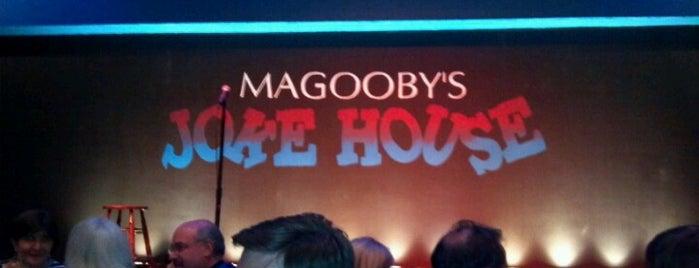 Magooby's Joke House is one of Random.