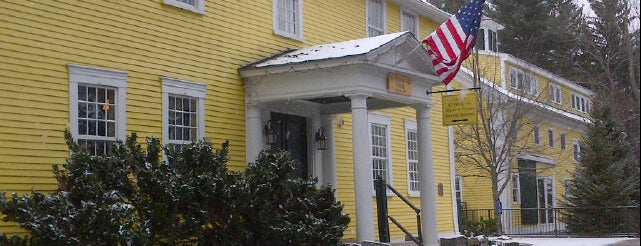Three Chimneys Inn is one of Best Places to Check out in United States Pt 3.