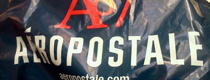Aéropostale is one of Shopping Places.
