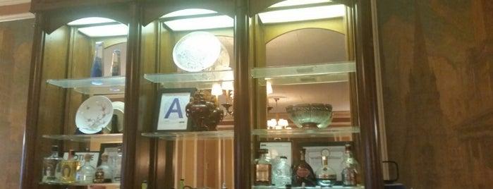 NYSE 7th Floor Bar is one of FiDi Bars/Restaurants.