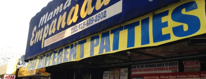 Mama's Empanadas is one of Real Cheap Eats NYC.