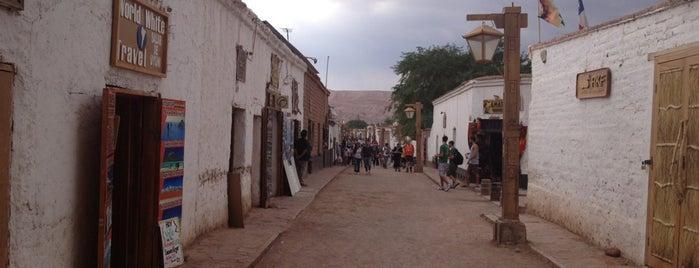 Plaza de San Pedro is one of Atacama.