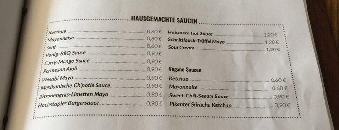 Hochstapler is one of Burger!.