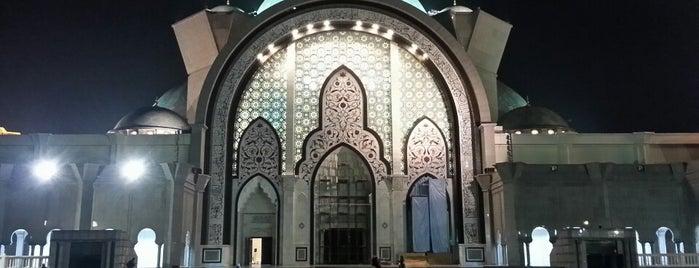 Masjid Wilayah Persekutuan is one of masjid.