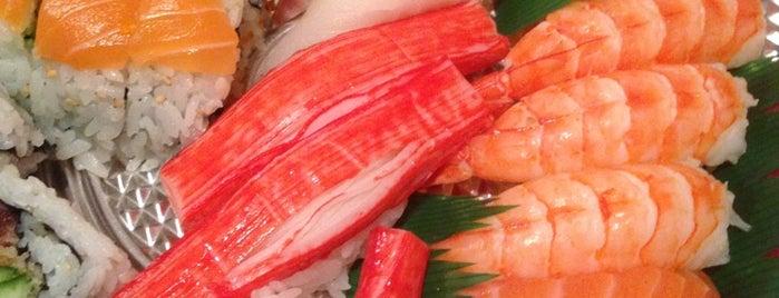 Tako Sushi is one of Nom nom in GTA.