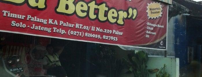 Ayam Tim Goreng Dewi Sri Bu Better is one of 20 favorite restaurants.