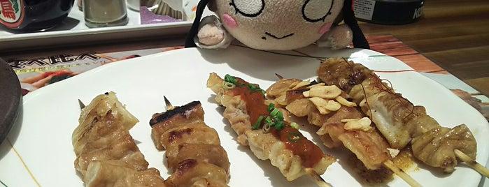 串鳥 旭川五・七店 is one of 串鳥.