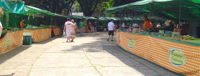 Feira Orgânica do Ibirapuera is one of Healthy.