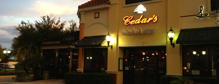 Cedars of Orlando is one of A Better Orlando.
