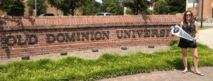 Old Dominion University is one of ODU.