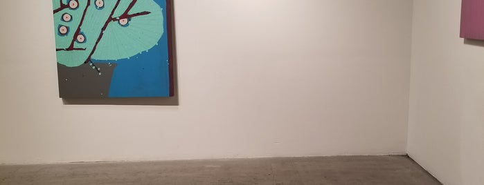 Gallery 16 is one of Art spots.