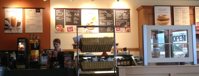 Bruegger's is one of Ames.