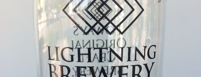 Lightning Brewery is one of SD Breweries.
