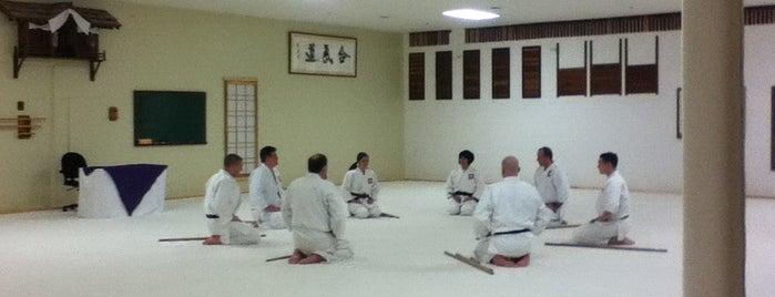 Aikido Yoshokai - Genyokan Dojo is one of Places I Go.