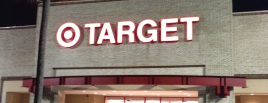 Target is one of Orlando compras.