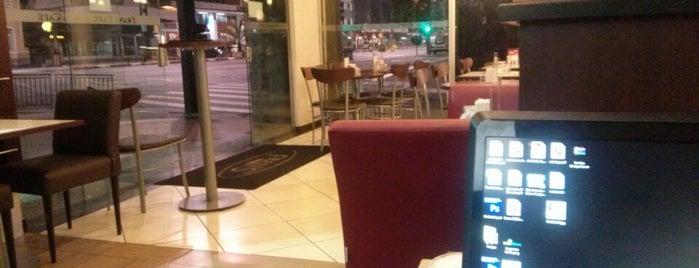 Fran's Café is one of São Paulo..
