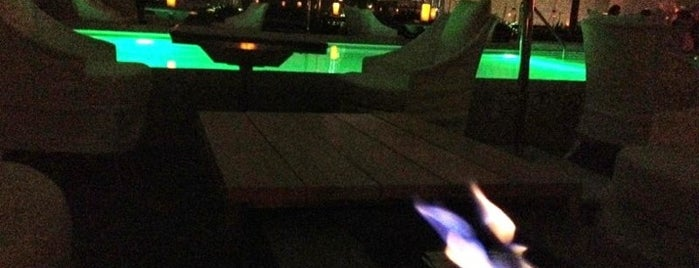 Tramonto Bar & Terrace @noihotels is one of Stgo. City.