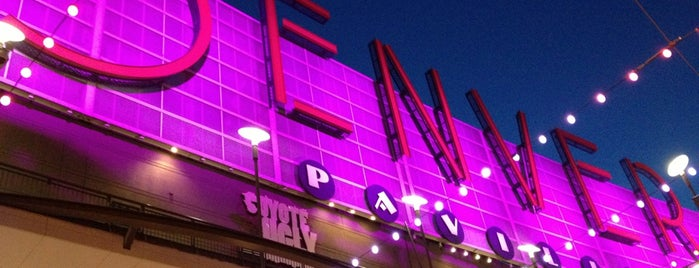Denver Pavilions is one of The 13 Best Movie Theaters in Denver.