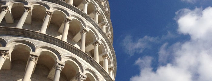 Torre di Pisa is one of Italy 2014.