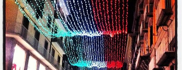 Via Toledo is one of Eventi.
