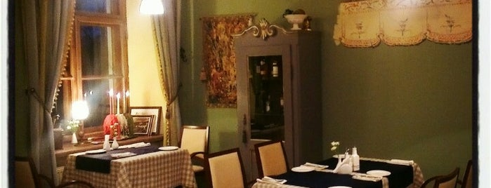 Olive Oil Trading Co. is one of TOP 50 Restaurants in Latvia.