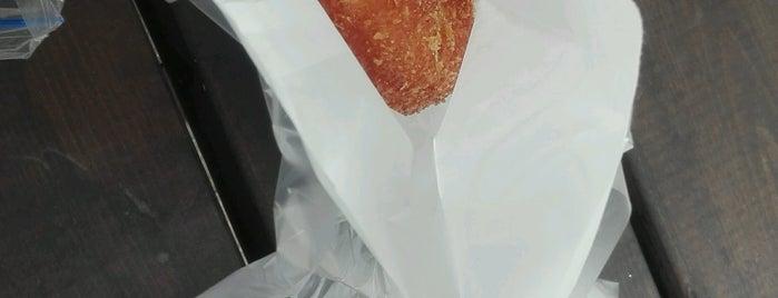 ブーランジュリ・アイミ is one of なかなかにおいしいパンのお店.