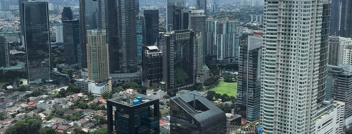 The Westin Jakarta Is One Of 15 Best Places With A Rooftop In