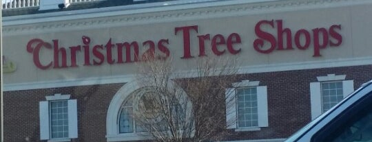 Christmas Tree Shops is one of All-time favorites in United States.