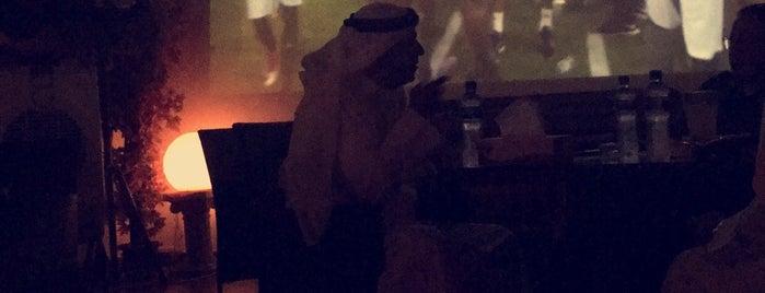 ليالي أم كلثوم Um Kalthoum Cafe is one of Bahrain.
