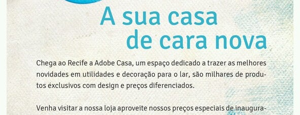 Espaço ADOBE is one of Meus Lugares.