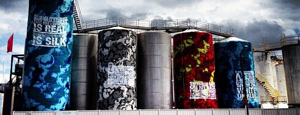 Silo Park is one of Around The World: SW Pacific.