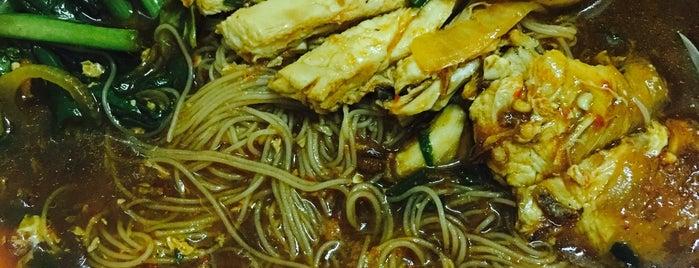 Restoran Mee Ibrahim is one of Makan Time..