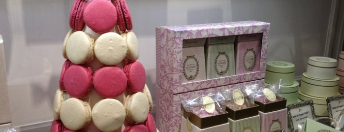 Ladurée is one of Paris.