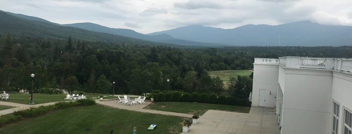 Rosebrook Lounge is one of Bretton Woods Dining Options.
