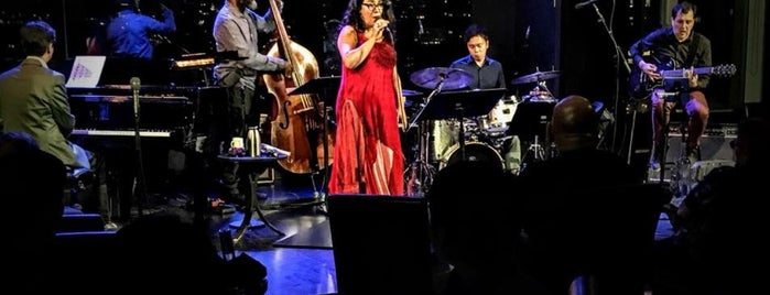 Dizzy's Jazz Club is one of NYC.